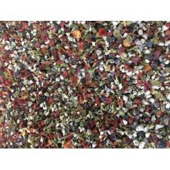 4 peber blanding. 100gr.