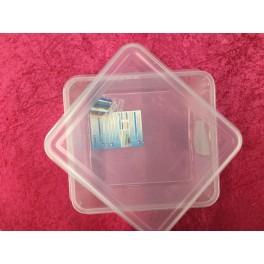 Plastik box med låg 2/3G/N 32,5*35,4*15 cm