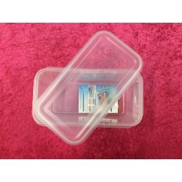 Plastik box med låg 1/3GN 32,5*17,5*15,0cm