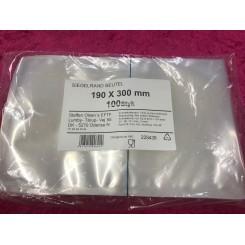 Vakuumposer Glatte  190/300  100stk.