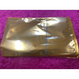 Vakuumposer Glatte  200/300 Guld  100stk.