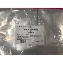 Vakuum poser Glatte  300/500  100Stk.