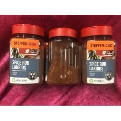 Spice Rub Med Lakrids 220Gr Dåse