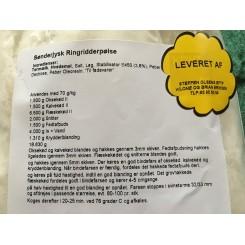 Sønderjysk ringridder 1kg
