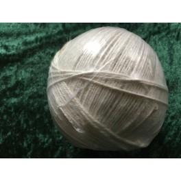 Snørregarn Hvidt 4Tråd