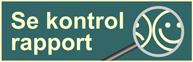 Fødevarestyrelsens kontrolrapport